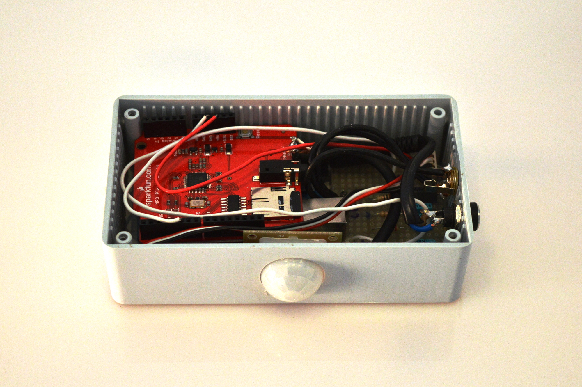 Lettore Mp3 con Arduino: Sound Box