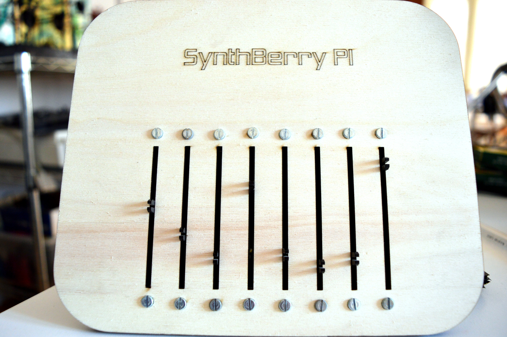 Synthberry Pi su matrixsynth.com