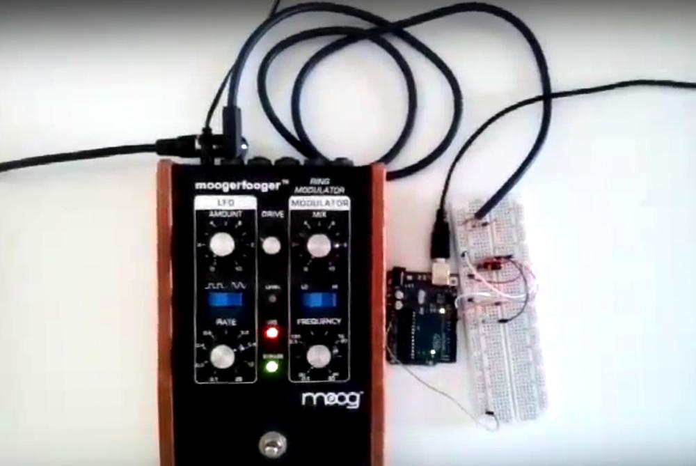 Alla scoperta del Control Voltage con Arduino