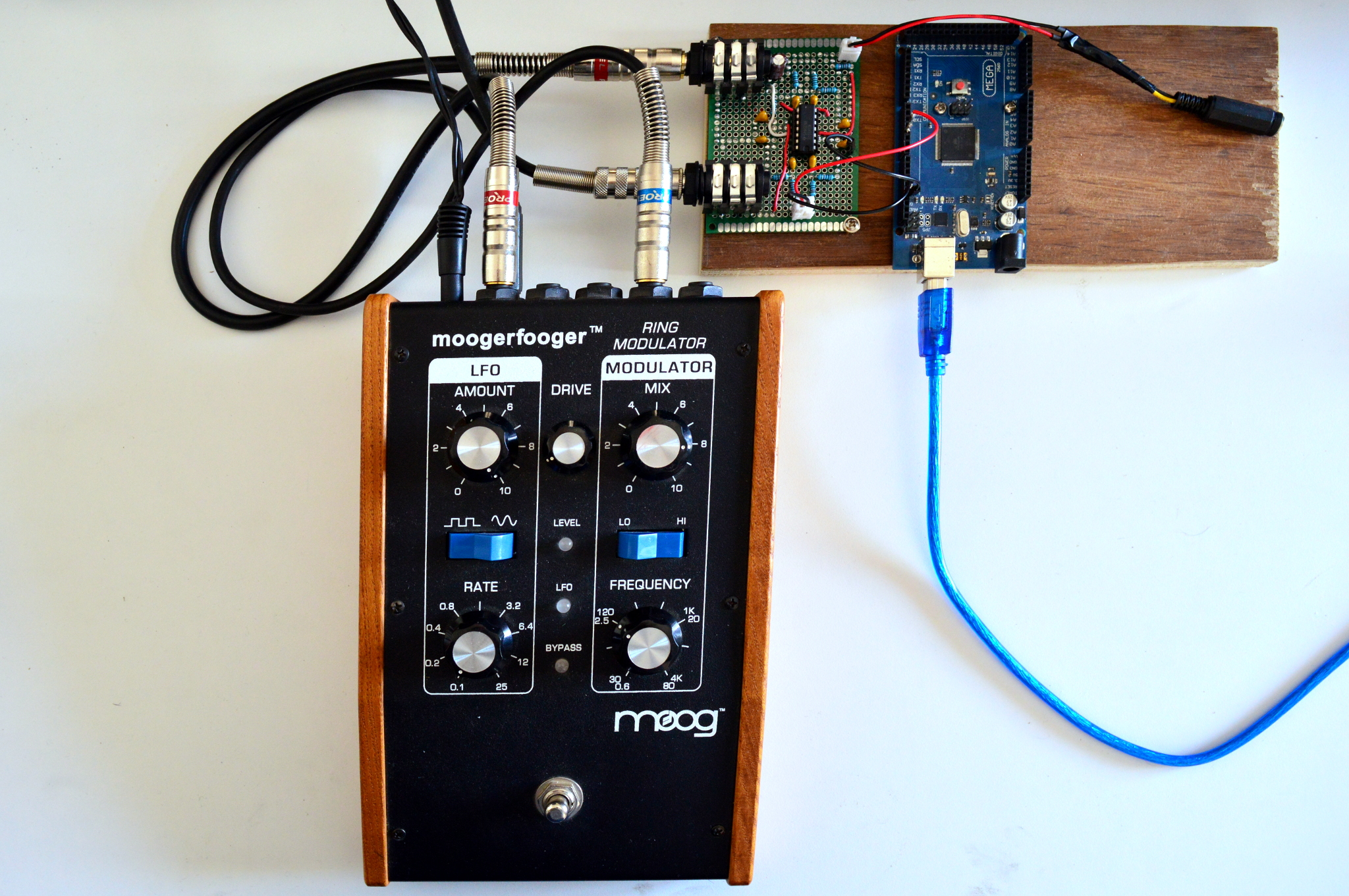 Arduino Control Voltage DIY