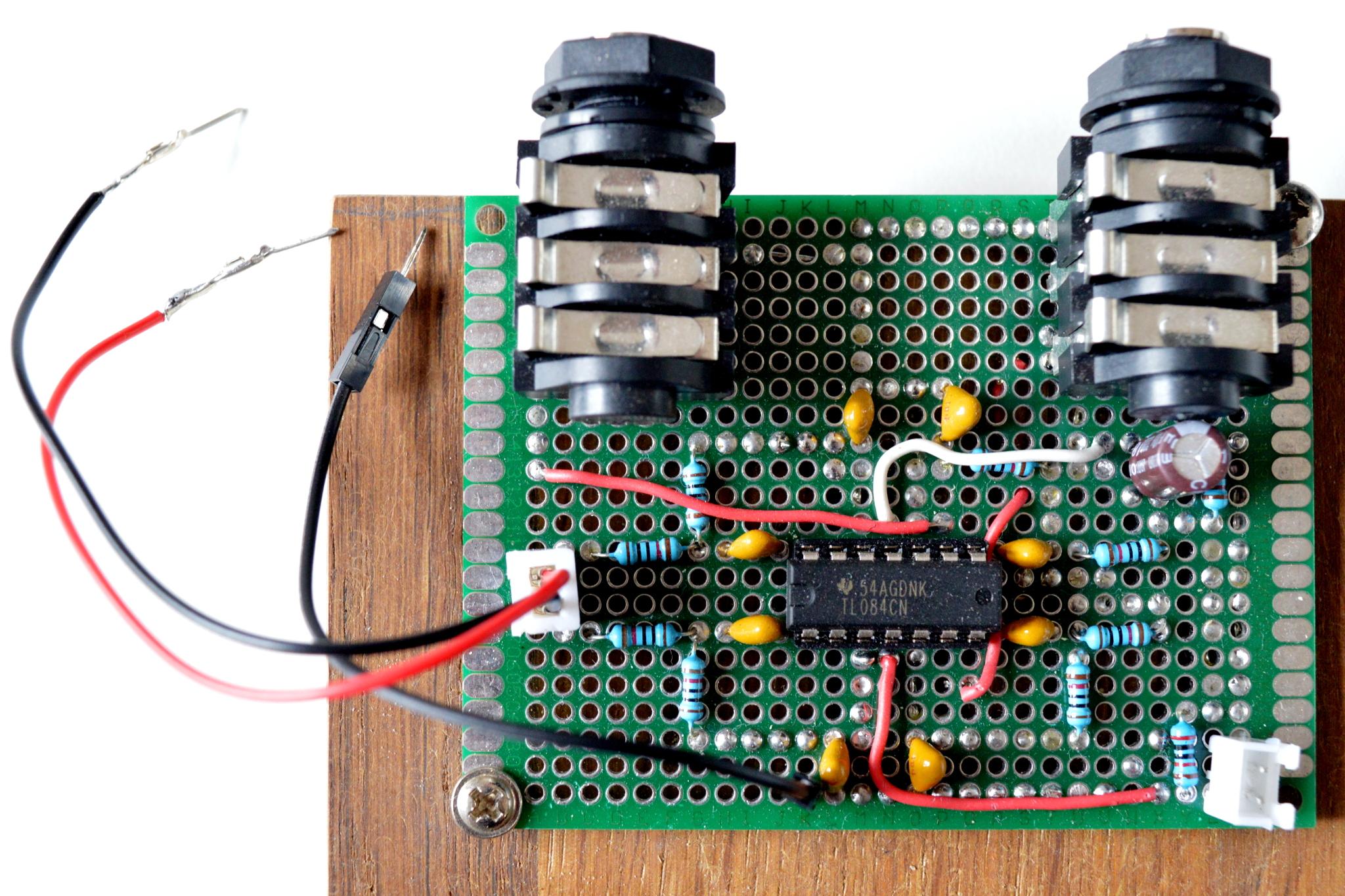 Arduino Control Voltage: CVBoard
