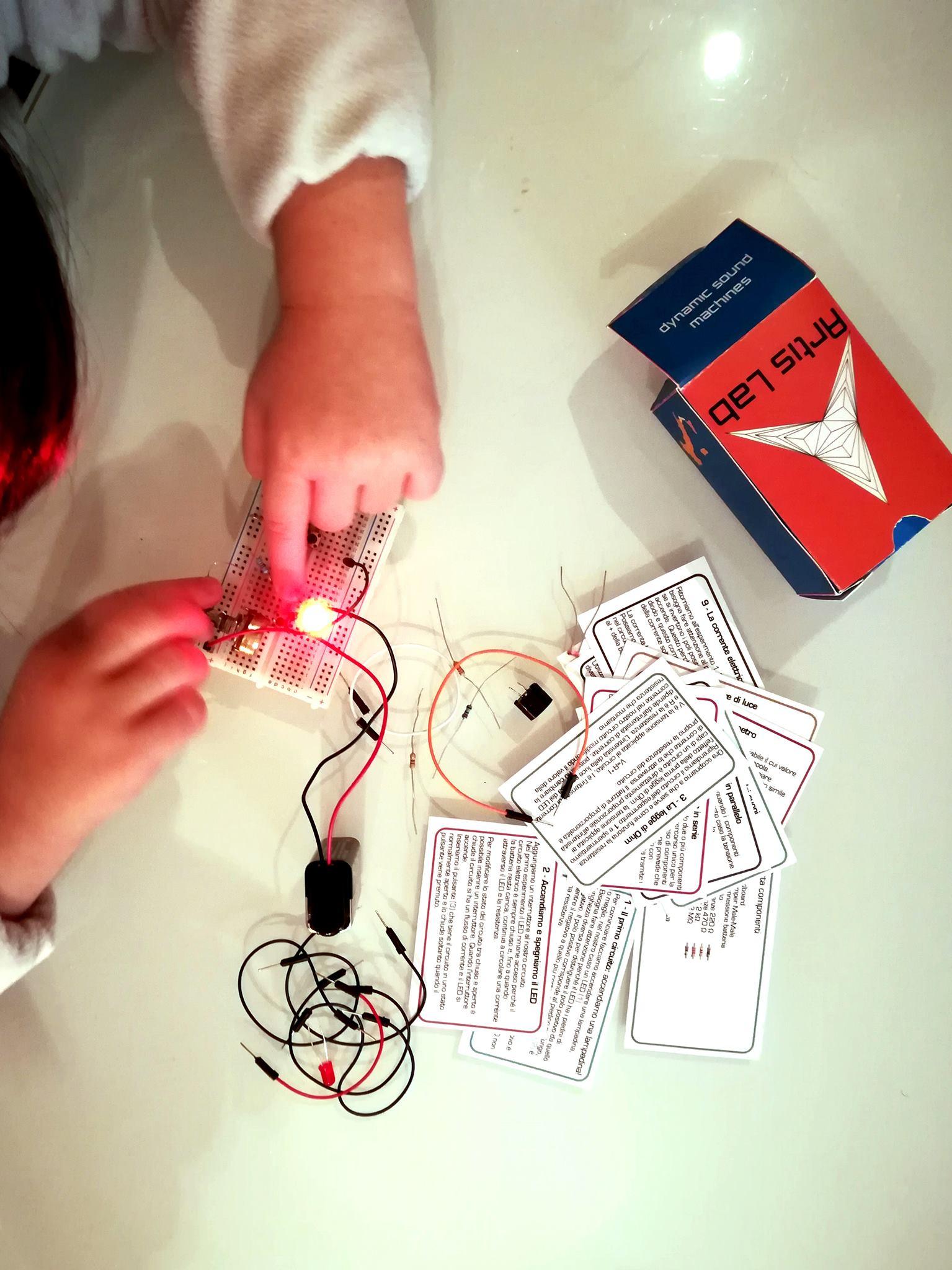 EduKit 01: il nostro primo kit educativo