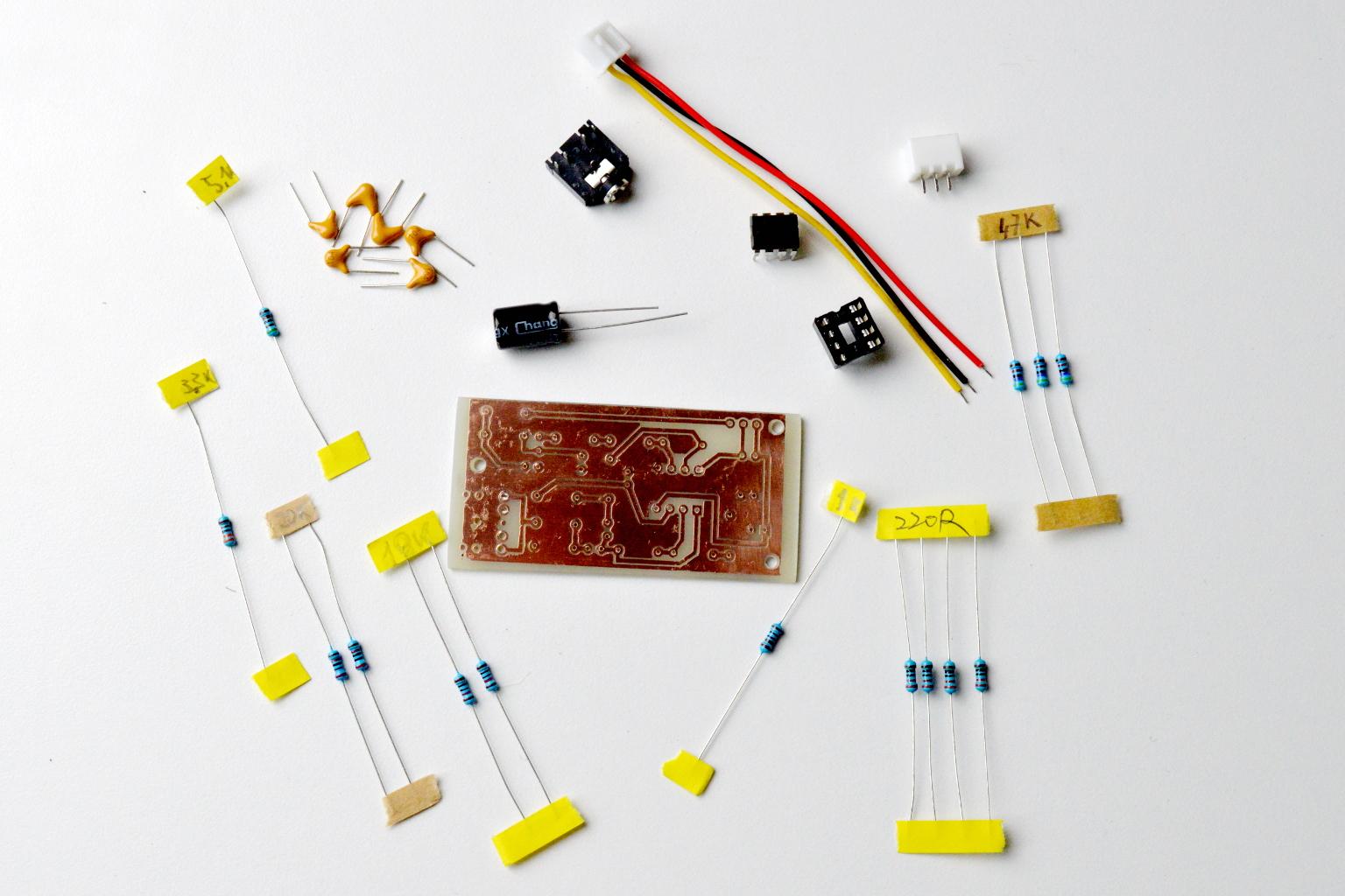 Arduino audio out: AudioBoard per creare suoni con Arduino