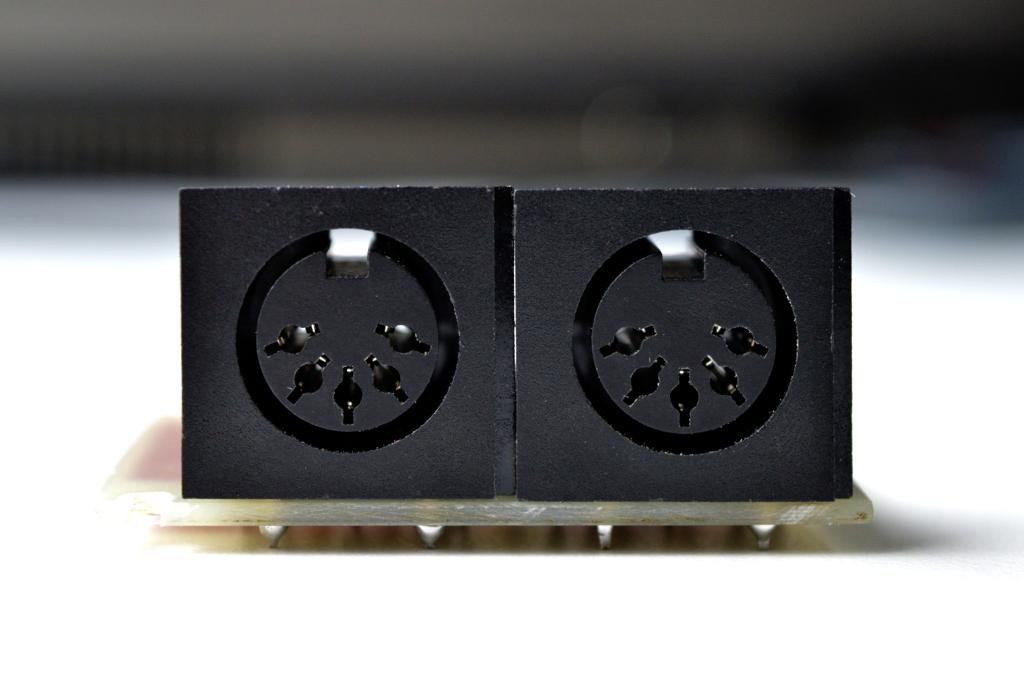 Arduino MIDI Out: composizione Algoritmica con Arduino