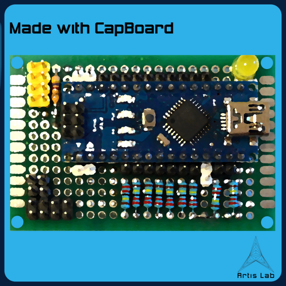 Made with CapBoard: Fare musica con Arduino