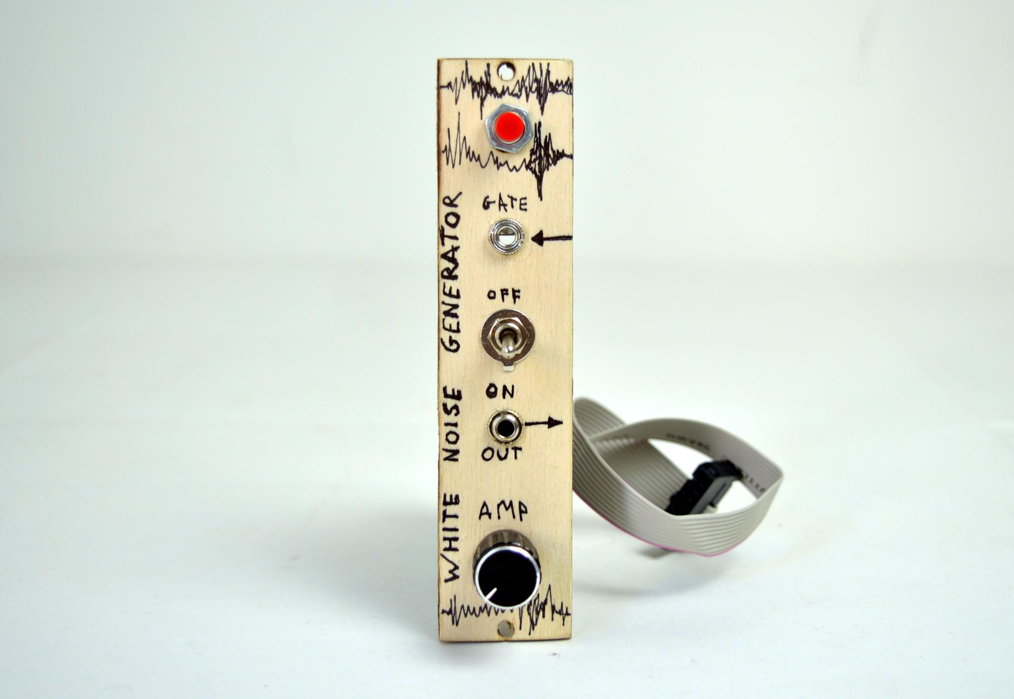 Prototipo Generatore rumore bianco